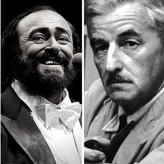 Faulkner y Pavarotti