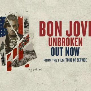 JON BON JOVI torna con UNBROKEN, un canzone commovente che affronta le difficoltà dei veterani dovute allo stress post traumatico.