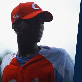Dyan Jorge, prospecto cubano que firmará con Colorado en 2021⚾
