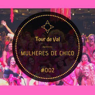 Tour de Val #002 - Entrevista com Vivian Freitas - Bloco Mulheres de Chico