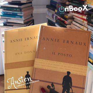 Austen abbiamo un problema è Annie Ernaux - 6 dicembre