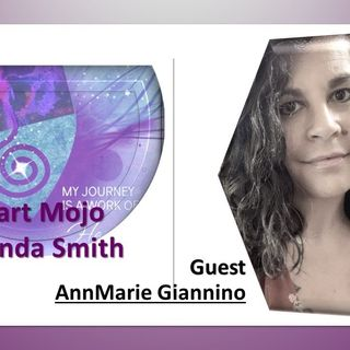 Heart Mojo with Melinda Smith and her guest Cancer Badass AnnMarie Giannino