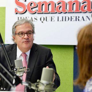 """""""Algún día podré hablar en paz sobre InterBolsa"""", dice el ex Superintendente Financiero, Gerardo Hernández"""