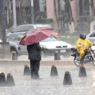 Lluvias esta noche y madrugada del domingo
