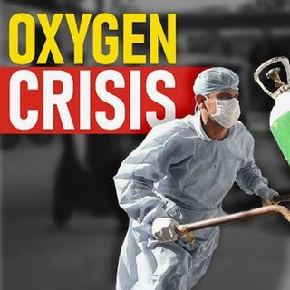 Oxygen crisis in India