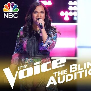 Jamella From NBC's The Voice