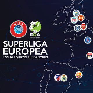 Primer round de la Superliga Europea, con Isaac Lluch