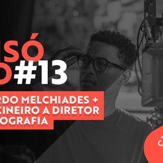 #13 Podcast Filmecon – Riccardo Melchiades – De piscineiro a diretor de fotografia