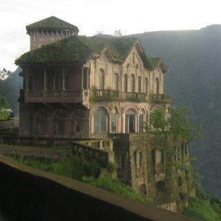 El hotel del Salto del Tequendama