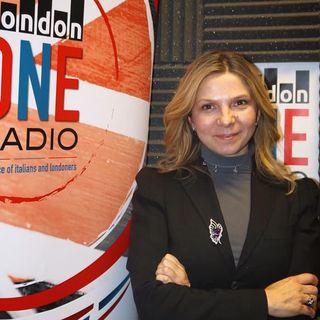 Paolina Antognetti da 3 anni a Londra rappresenta Aziende italaliane di Alto Livello . Una sola passione Il Tango