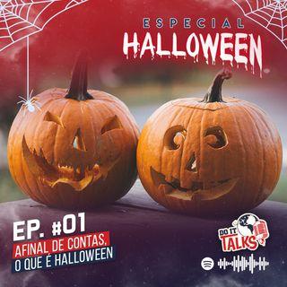 EP #01 - Especial Halloween