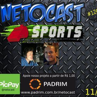 NETOCAST 1267 DE 11/03/2020 - ESPORTES - F1 - FUTEBOL - UFC - BELLATOR