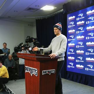Listen to Tom Brady's Full Press Conference: