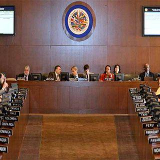 Comisión de Alto Nivel de la OEA presentará hoy informe sobre Nicaragua