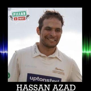 Episode 006: Hassan Azad