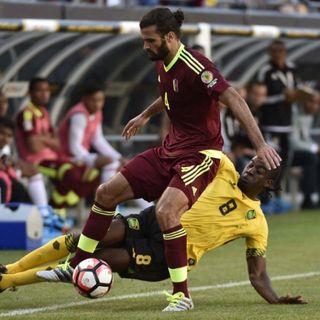 Así jugó Venezuela en su debut ante Jamaica por la Copa America Centenario (Jamaica 0 - Venezuela 1 [Josef Martínez]