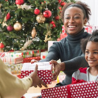 Family Gift Exchange Tradition That's Changing Could Be the New Norm