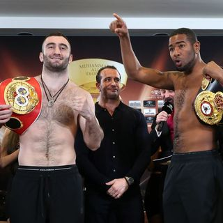 Inside Boxing Weekly Live:Gassiev-Dorticos Recap and Much More!