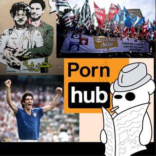 Regeni, Paolo Rossi, scioperi e Pornhub