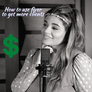 ♡ How To Use FIVER To Attract More Clients