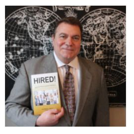 Resume Storyteller with Virginia Franco – Interview with President & Founder of The Hired! Group Al Smith
