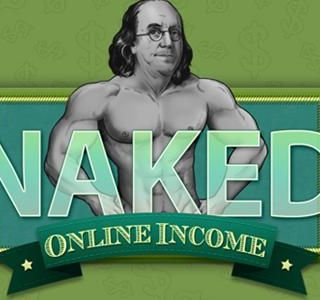 Make Money Online by Getting Naked