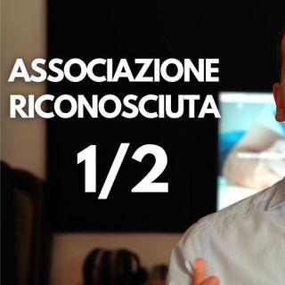 ASSOCIAZIONE RICONOSCIUTA (12) - DIRITTO PRIVATO IN 3 MINUTI #21