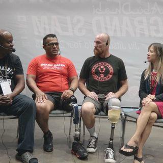 Episode 4 - Para Jiu Jitsu with Ronald Mann & Elcirley Silva