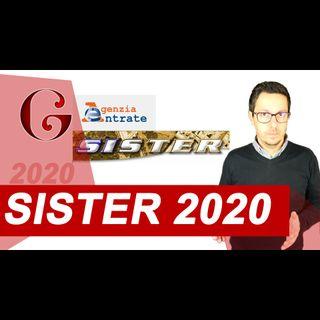 SISTER e PREGEO 10.6.1: nuove funzionalità e rinnovo password 2020 del servizio telematico