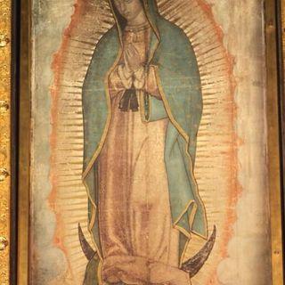 Oremos por Hidalgo a la Virgen de Guadalupe