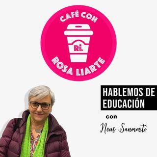 """16. Neus Sanmartí - """"Si un estudiante lo hace bien a la primera es que no ha aprendido, porque ya lo sabía"""""""