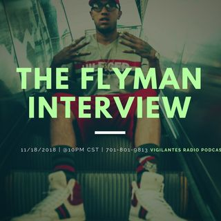 The Flyman Interview.