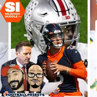 HU #737: Peter King Report Reveals Why George Paton Didn't Draft Justin Fields