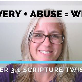 Does 1 Peter 3:1 Command Wives To Look To Abused Slaves As Their Model?