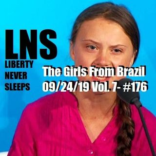 The Girls From Brazil 09/24/19 Vol. 7- #176