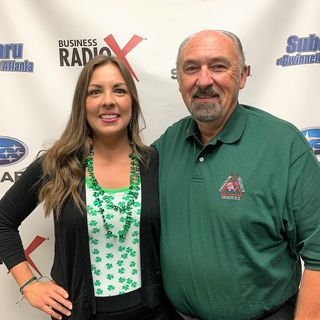 Amanda Pearch with Business RadioX