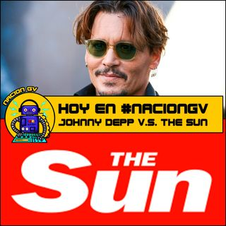 Johnny Depp v.s The Sun - 8 de noviembre