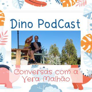 Dinopod convida a Vera Malhão
