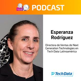 Esperanza Rodríguez: La importancia de la Data y la Inteligencia Artificial