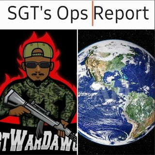Sgt's Ops Report™ 8-21-2020