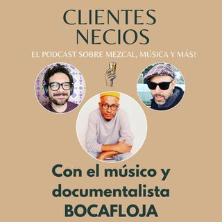 El hip hop de Bocafloja nuestro invitado especial.