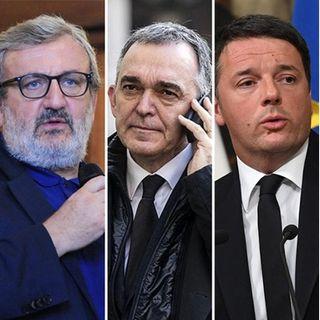 La scissione del Pd - Intervista al giornalista Massimo Franchi