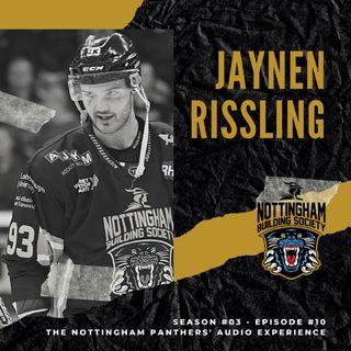 Jaynen Rissling | Season #03: Episode #10