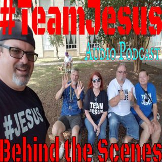 Behind the Scenes Street Ministry Audio