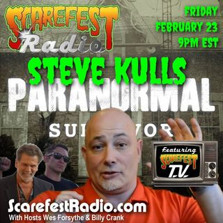 Steve Kulls SFR Replay on Paranormal Filler