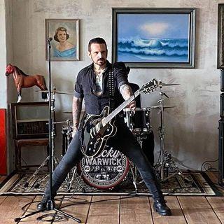The Bay Ragni Show #9 w/ Ricky Warwick (Black Star Riders, Thin Lizzy, The Almighty) 2/24/21