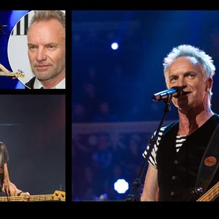 Sting: Author, Actor, & Musician