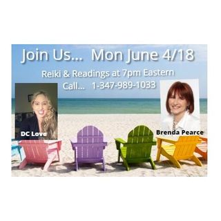 Summer Is Here & the Living Is Easy - Get Readings & Reiki With Miss Bliss & DC