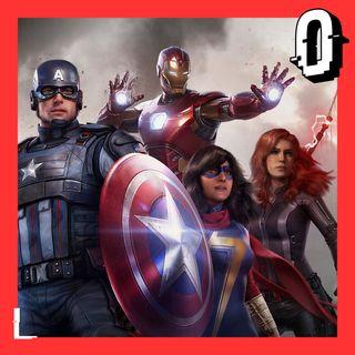 Marvel's Avengers. Eso.