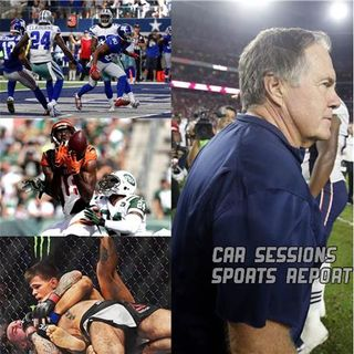 The Car Sessions Sports Report